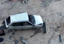 सोलन बाय पास पर खाई में गिरी कार, युवक की मौके पर हुई मौत