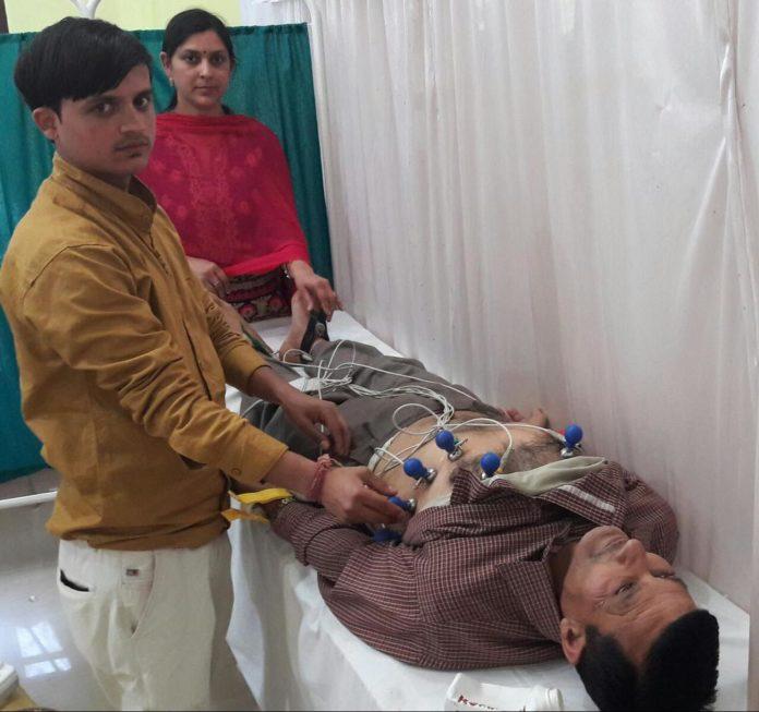 आईजीएमसी विशेषज्ञों ने सुंदरनगर में जांचा 300 लोगों का हृदय