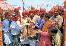 विधायक राकेश जम्वाल ने किया तीन दिवसीय मेले का शुभारंभ-Panchayat Times
