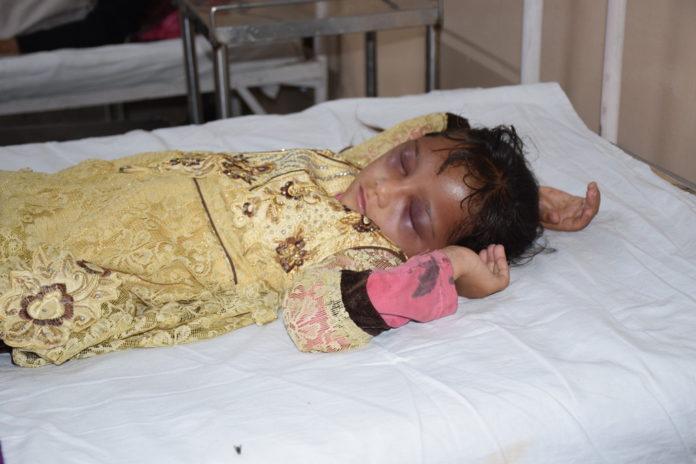 अध्यापक ने बच्ची को इतना पीअध्यापक ने बच्ची को इतना पीटा की उसकी आंख फुट गई,टा की उसकी आंख फुट गई,-Panchayat Times
