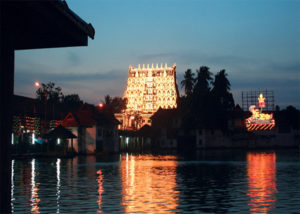 seventh door of Padmanabhaswamy Temple