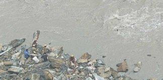 किन्नौर में एनएच-5 पर पिकअप दुर्घटनाग्रस्त, दो लोग लापता-Panchayat Times