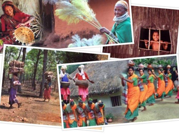 सादा जीवन उच्च विचार का उदाहरण देना हो तो आदिवसी समाज... Panchayat Times
