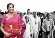 निर्मला सीतारमण ने मोदी सरकार के दूसरे कार्यकाल का पहला आम बजट पेश किया