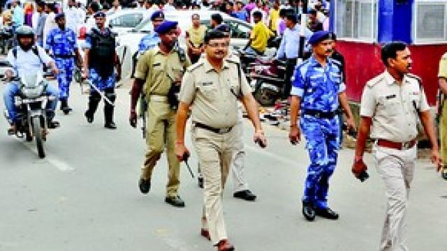 ईद और सावन की आखिरी सोमवारी को लेकर रांची में सुरक्षा के पुख्ता इंतजाम-Panchayat Times