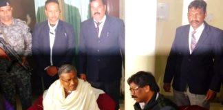 झाविमो महागठबंधन को देगा समर्थन : बाबूलाल मरांडी-Panchayat Times