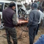 Five killed in road accident-Panchayat Times