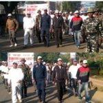 सड़क सुरक्षा सप्ताह को लेकर`रन फॉर रोड सेफ्टी' का आयोजन - Panchayat Times