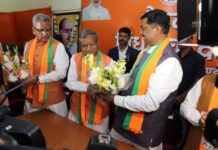 झारखंड : नेता प्रतिपक्ष चुने गए बाबूलाल मरांडी - Panchayat Times
