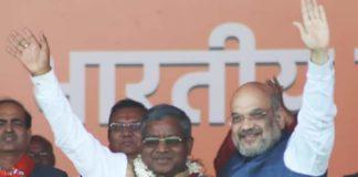 14 साल बाद बाबूलाल मरांडी भाजपा में हुए शामिल-Panchayat Times