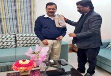हेमंत सोरेन ने दिल्ली में प्रचंड बहुमत से मिली जीत पर अरविंद केजरीवाल को दी बधाई-Panchayat Times