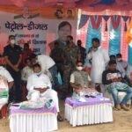 झारखंड: पेट्रोल-डीजल की कीमतों में हो रही बढ़ोत्तरी के खिलाफ कांग्रेस का 5 दिवसीय धरना प्रदर्शन संपन्न - Panchayat Times